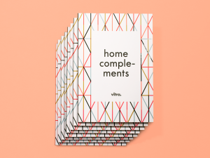 Vitra Home Compliments Branding Design by Karl Anders