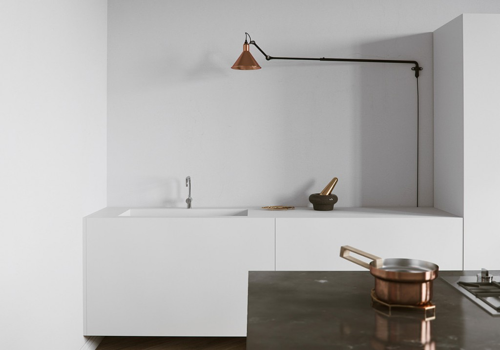 Old tenement Houses meet modern interieur / Altbau trifft modernes Interieur