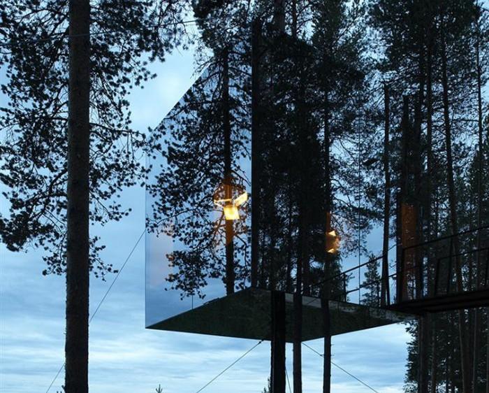 Architectual Trend: Tree House /Baumhäuser als Erholungsort