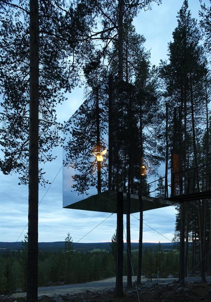 Tree Hotel Sweeden