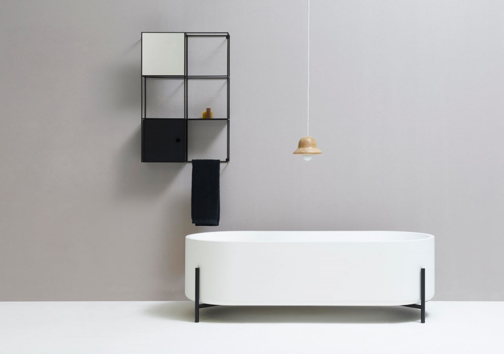 Norm Architects make Minimal Bathroom Dreams Come True / Minimales Badezimmer Design – machbar mit Norm Achitekten