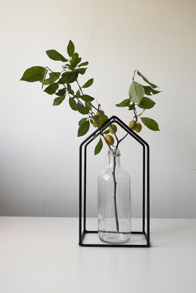 Linien Design, Design aus Eisen, Minimalist Wohnaccesoires, Wohnen in Minimalist Stil