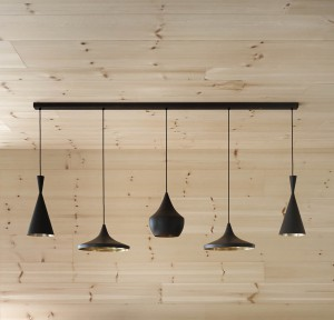 Inspiration in interior architecture with timber wood