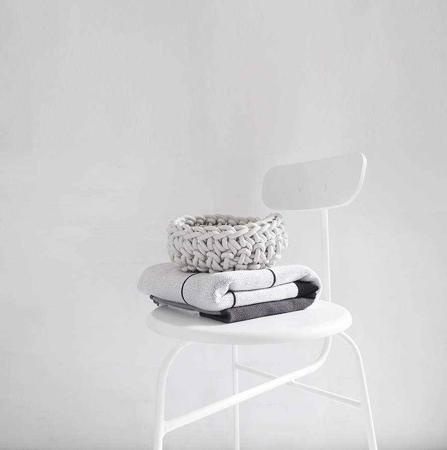 Winter Interior Trend – Chunky Knit Home Accesoires