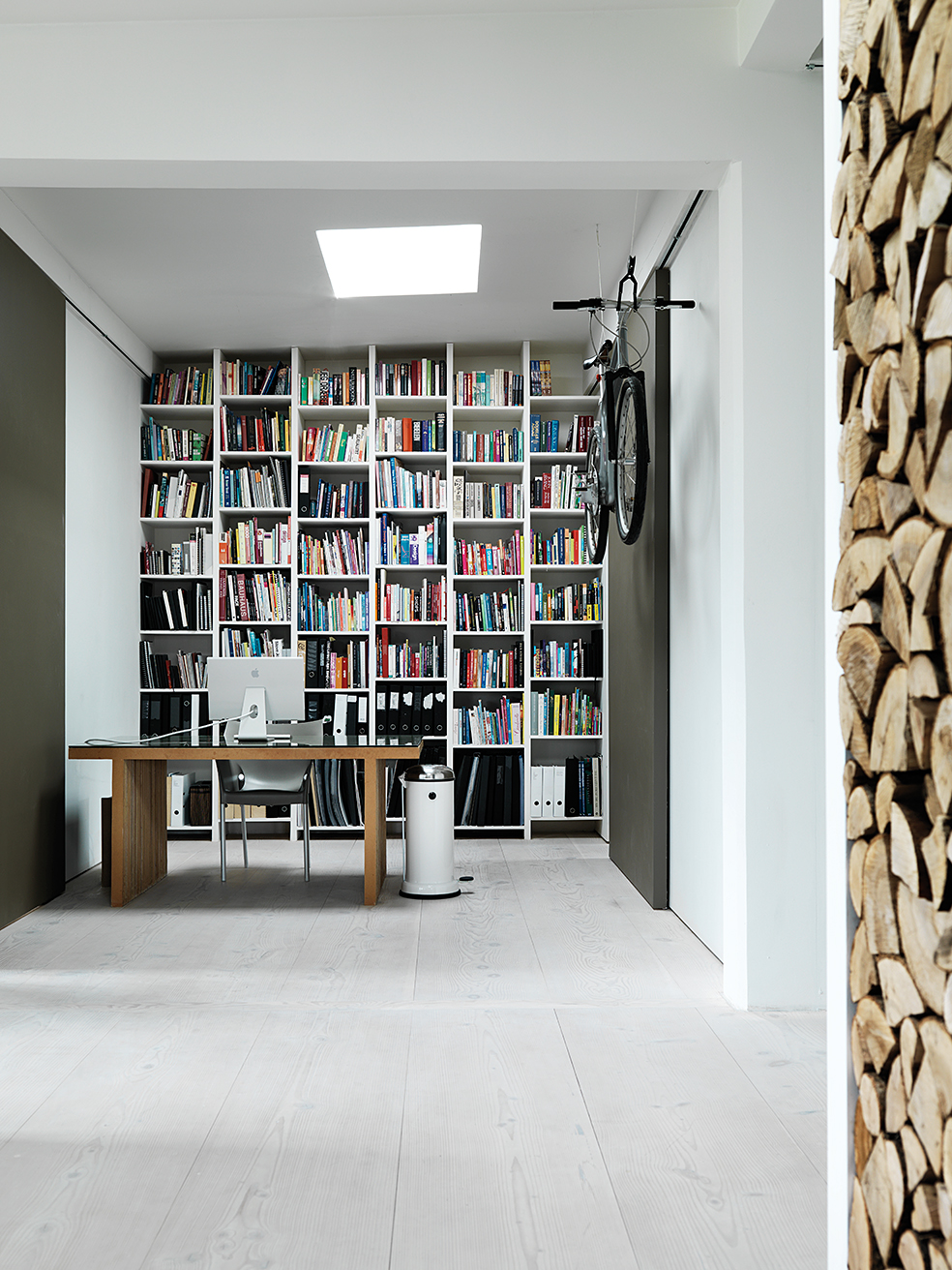 Morten Bo Jensen's Home Tour on Designsetter.de Minimalist Design Blog
