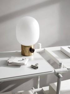JWDA Metallic lamps for Menu