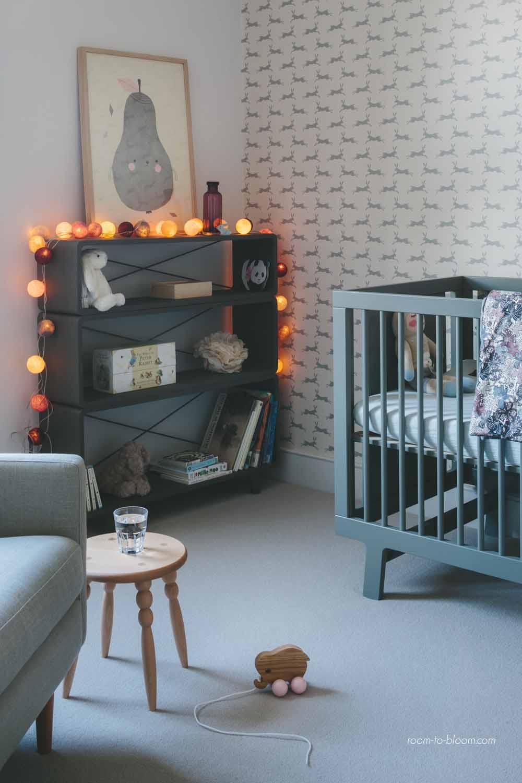Interior design for children's rooms