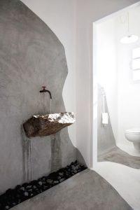 stone washbasins