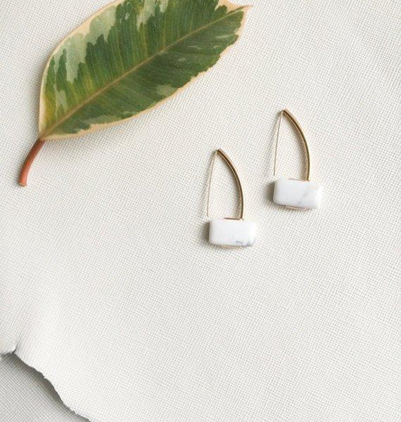 Morningritualjewelry White Marble