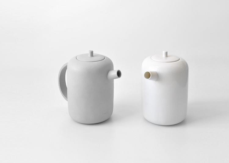 Minimalist Design Object Silent Teapot