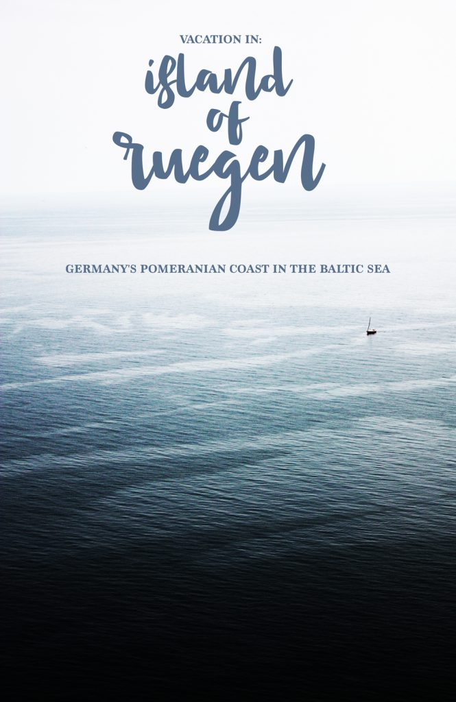 Vacation in Germany Germany's largest Island Ruegen