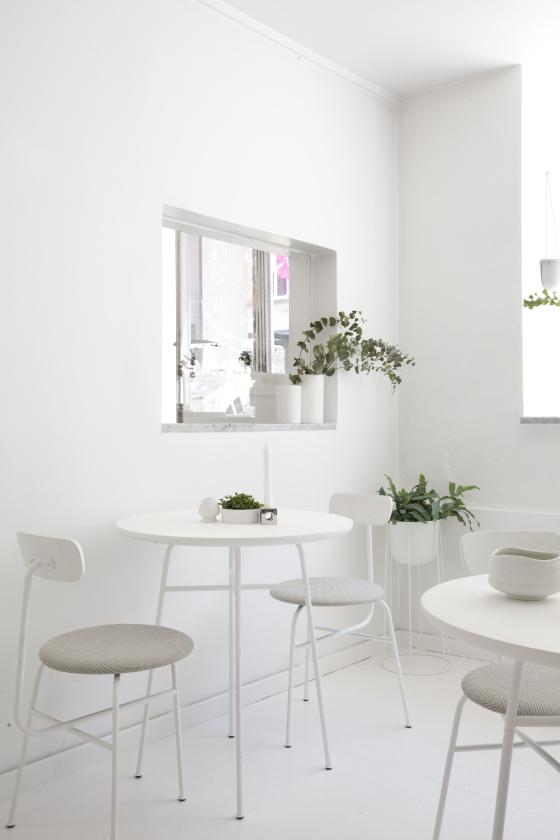 BYOH Copenhagen's New Matcha Bar with Minimalist Interior by Norm Architects