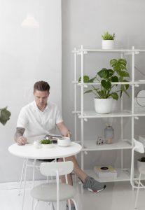 Matcha Bar,BYOH Copenhagen's New Matcha Bar, Minimalist Interior, Norm Architects