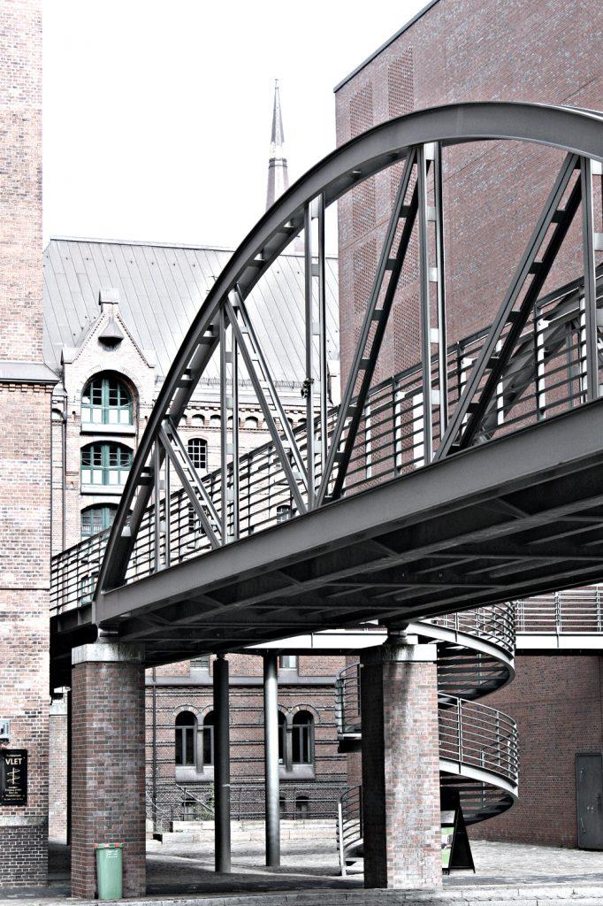 Hamburg Schpeicherstadt