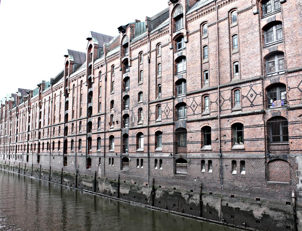 Schpeicherstadt Hamburg