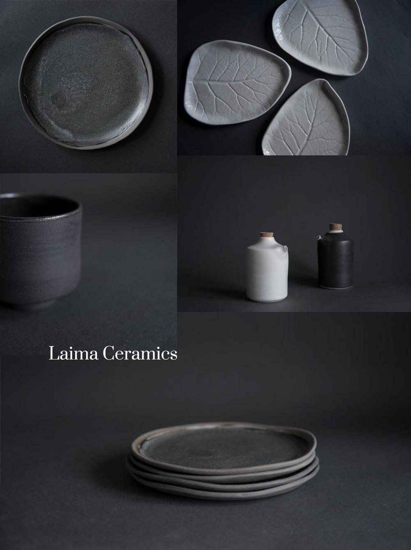 minimalist handmade ceramics