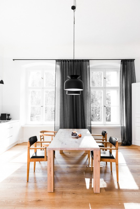 Studio Loft Kolasiński, Interiors, Berlin Design, Minimal And Warm  Interior, Minimalism, ...