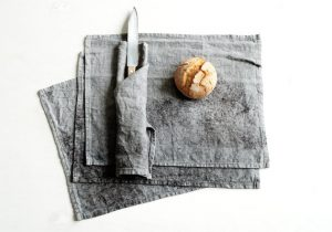 handmade kitchen accessories, Linen Napkins