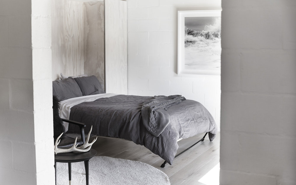 The Eastern – Minimalist Winter Retreat in Australia, Interior Design Blog, Ski in Style