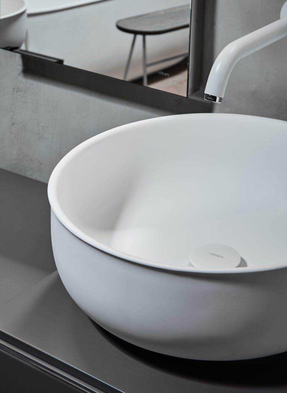 minimalist modern bathroom, Norm Architects