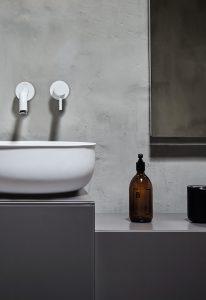 minimalist modern bathroom, Norm Architects, badezimmer design