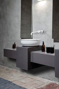 minimalist modern bathroom, Norm Architects, inbani, badezimmer design