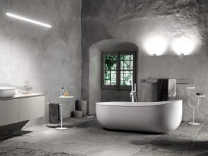 minimalist modern bathroom, Norm Architects, inbani