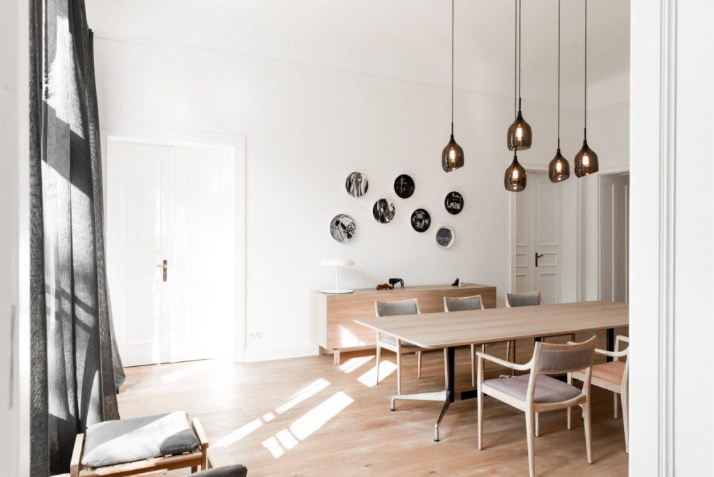 Studio Loft Kolasiński, Interiors, Berlin Design, minimal and warm interior, minimalism, minimalist interior design, Berlin12