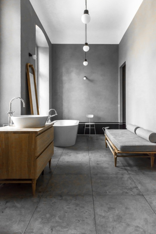 Studio Loft Kolasiński, Interiors, Berlin Design, minimal and warm interior, minimalism, minimalist interior design, Berlin16