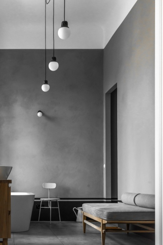 Studio Loft Kolasiński, Interiors, Berlin Design, minimal and warm interior, minimalism, minimalist interior design, Berlin18