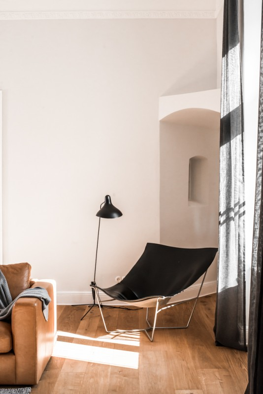 Studio Loft Kolasiński, Interiors, Berlin Design, minimal and warm interior, minimalism, minimalist interior design, Berlin4