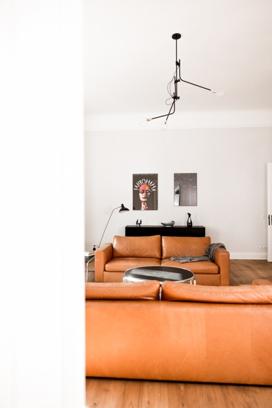 Studio Loft Kolasiński, Interiors, Berlin Design, minimal and warm interior, minimalism, minimalist interior design, Berlin6