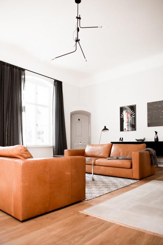 Studio Loft Kolasiński, Interiors, Berlin Design, minimal and warm interior, minimalism, minimalist interior design, Berlin7