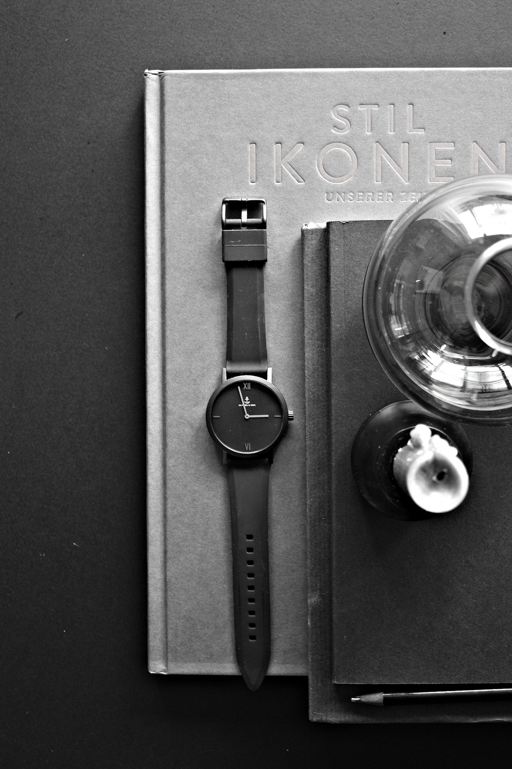 Kapten & Son Pure, minimalist design, design watch