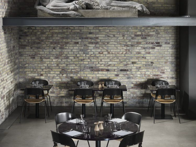 Tårnet a proud modern retake on the danish tradition, design and culinary culture.