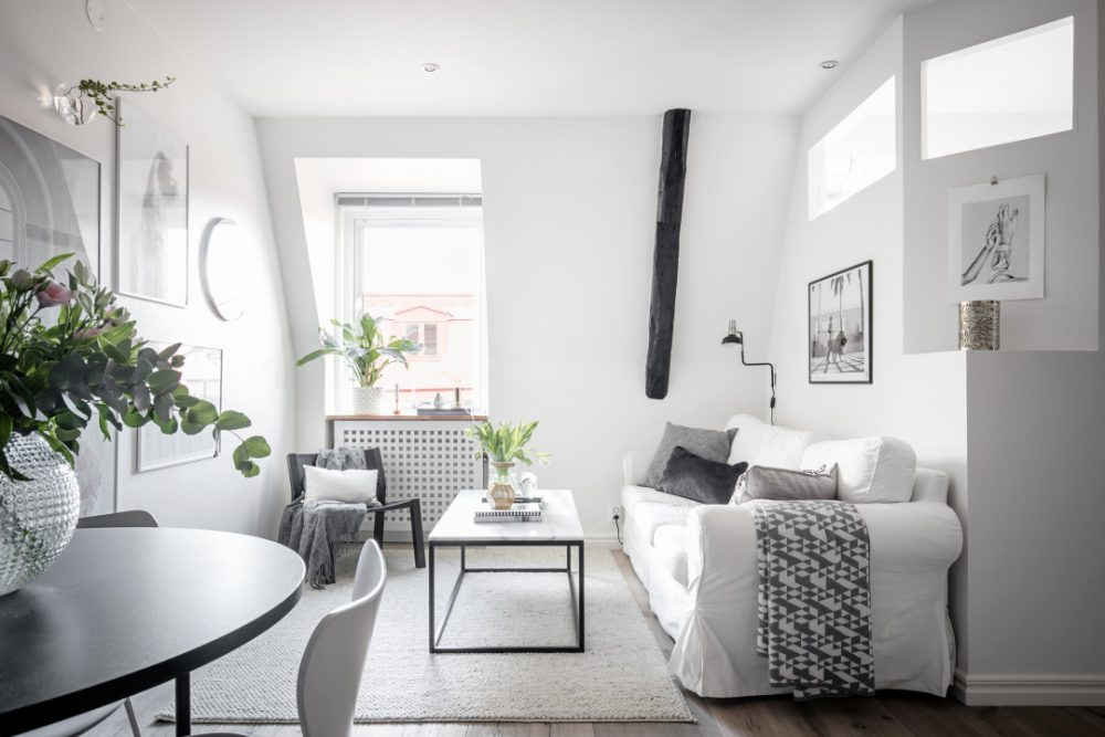 interior design for a small living space