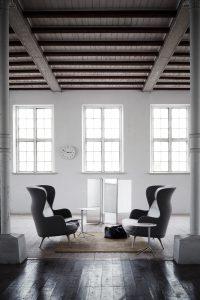 Republic of Fritz Hansen introduces Ro as a two-seater sofa