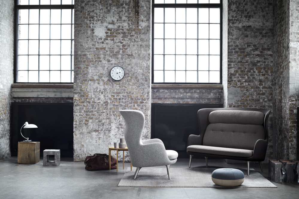 7263_Ro Sofa – Dark grey