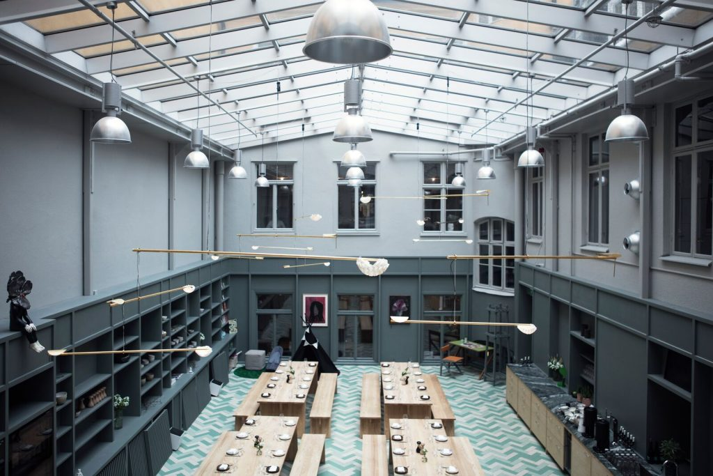 ALMA STOCKHOLM – THE INTERIOR SPACE FOR CREATIVE MINDS