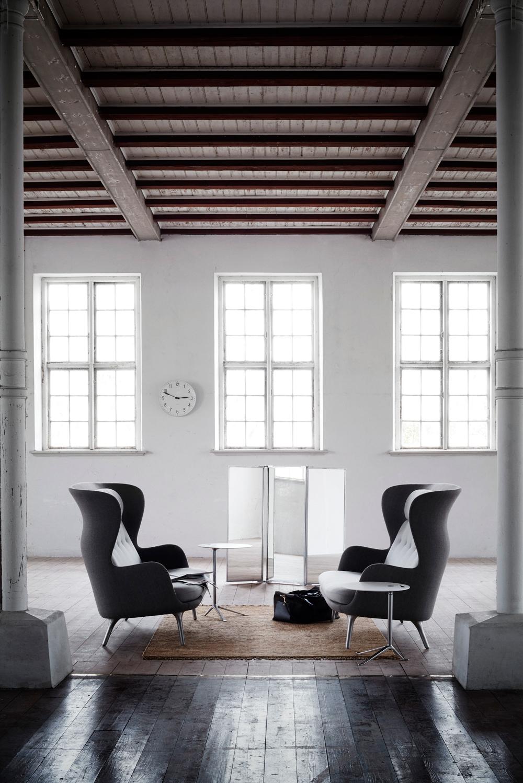 Republic of Fritz Hansen introduces Ro as a two-seater sofa ...