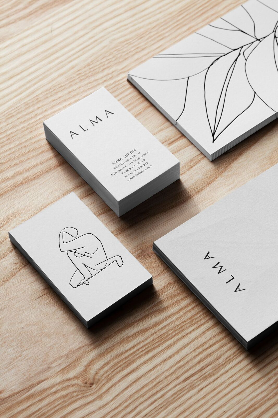 Graphics and Brand Design for Alma by Nathan Warkentin