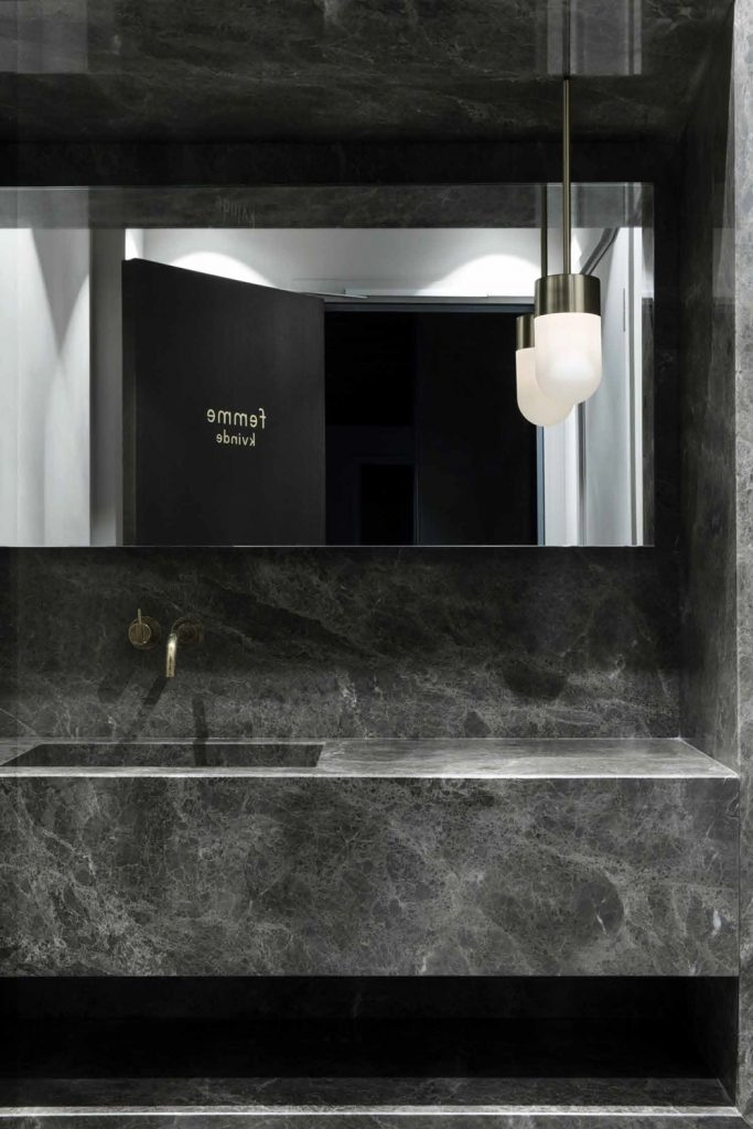 Flora Danica & Restaurant Copenhague Paris – interior design excellency by Studio GamFratesi