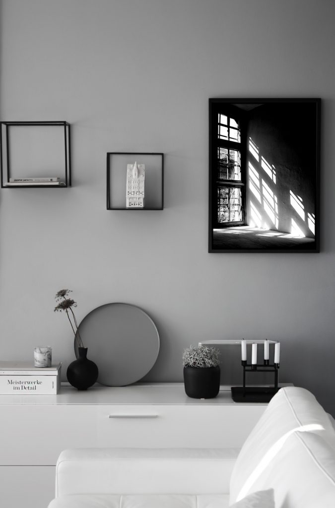 way to choose wall art for your living or working space
