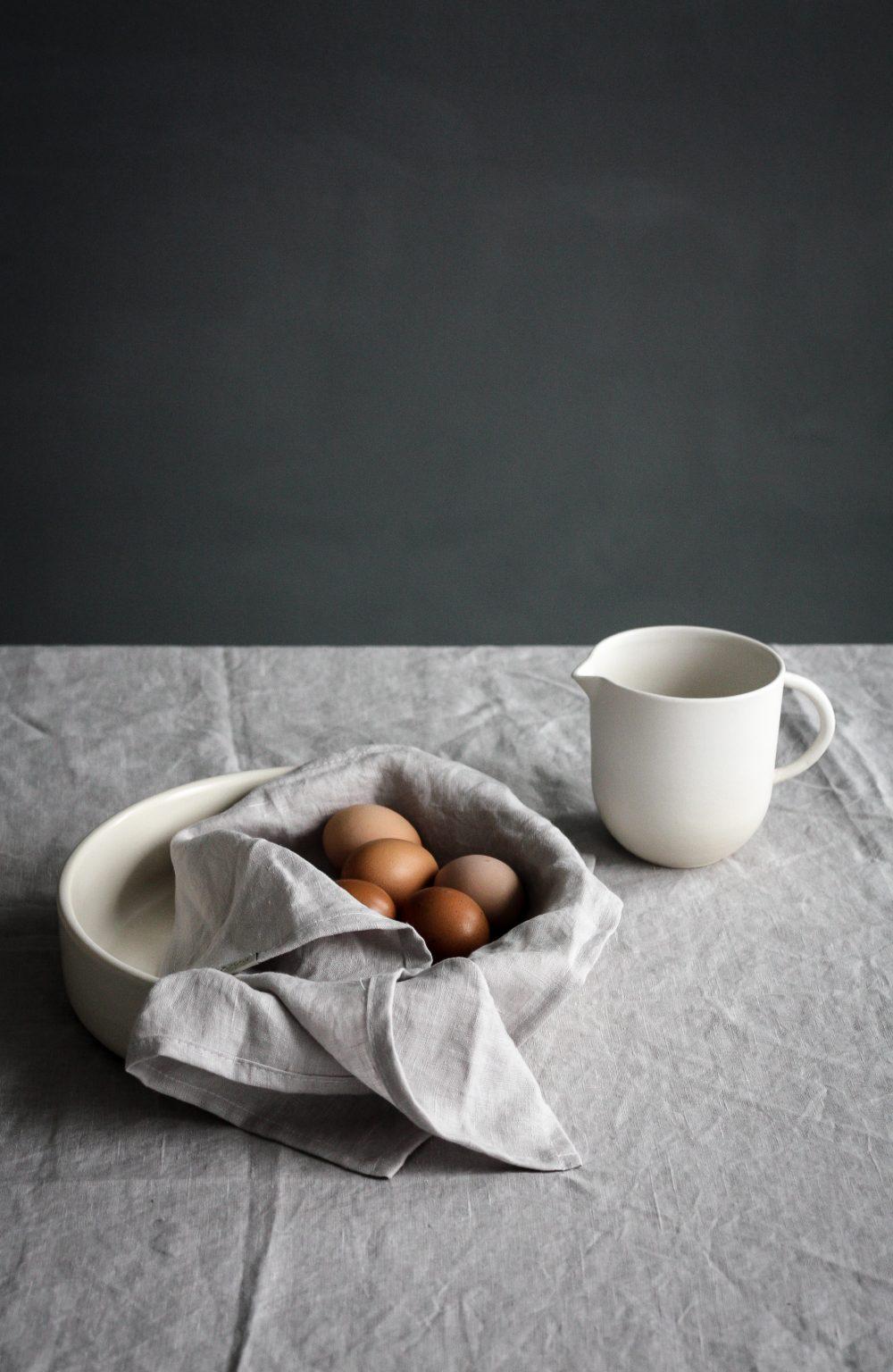 Easter Brunch - celebrating nature and serene minimalism