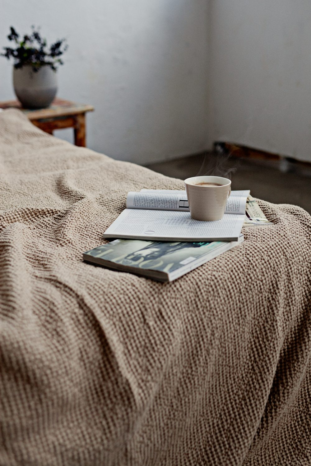 ECO Stonewashed Linen Bedding