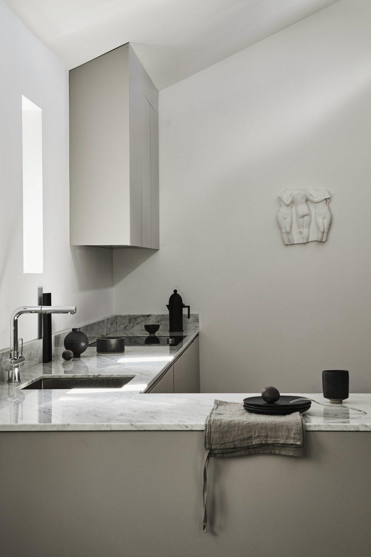 Nordic Kitchen Design by SundlingKicken