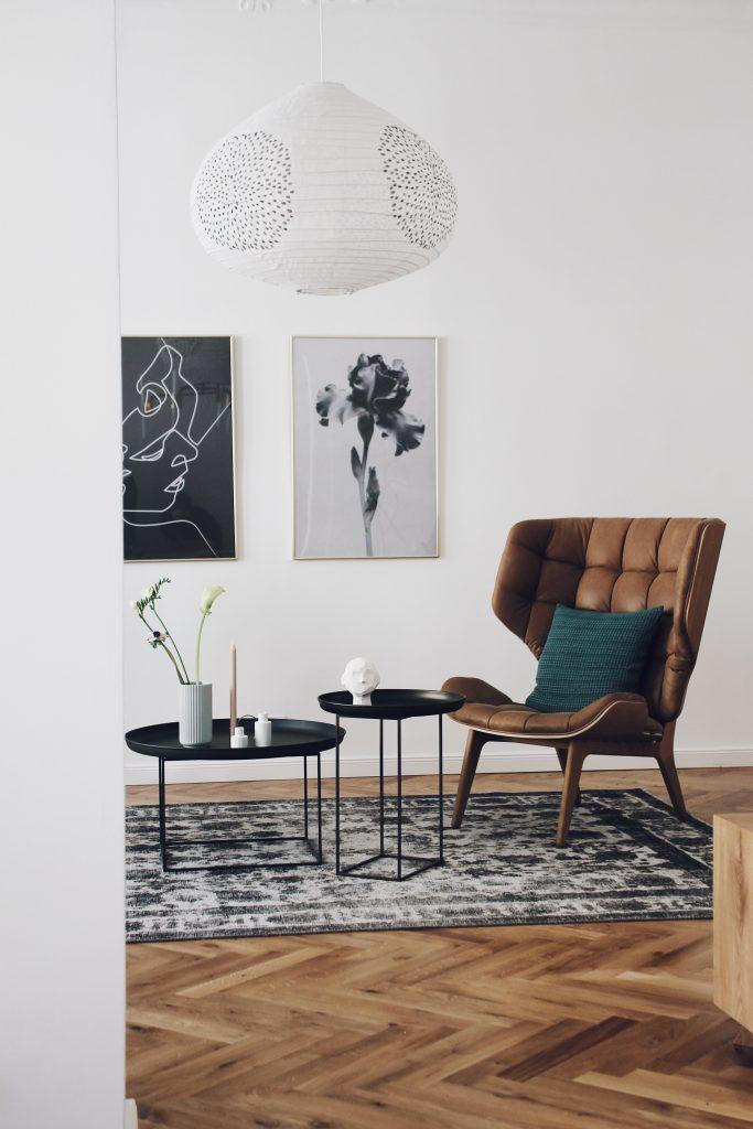 Altbau Styling: Timeless elegance in Charlottenburg Berlin by Salty Interiors