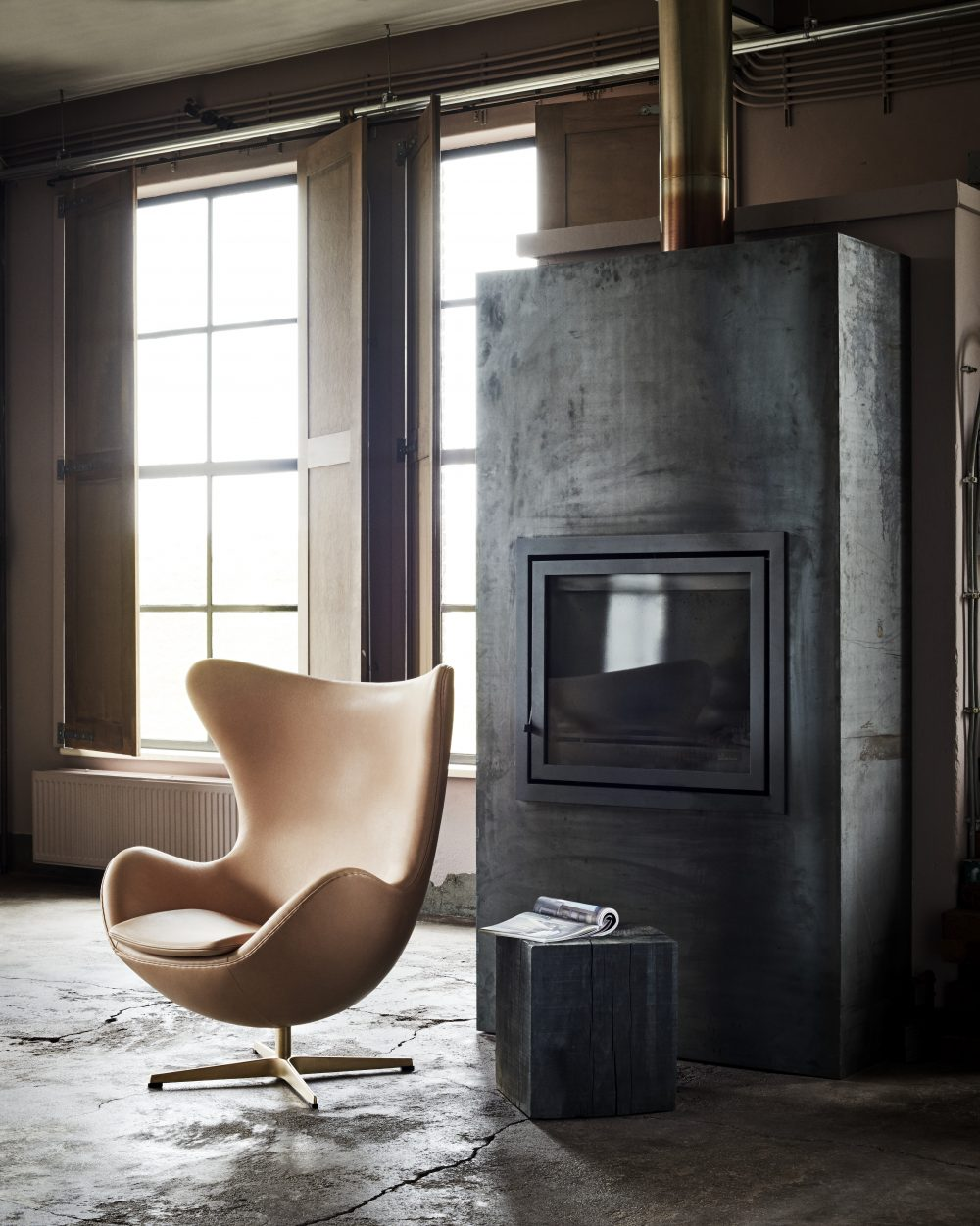 Republic of Fritz Hansen Egg - 60th anniversary edition