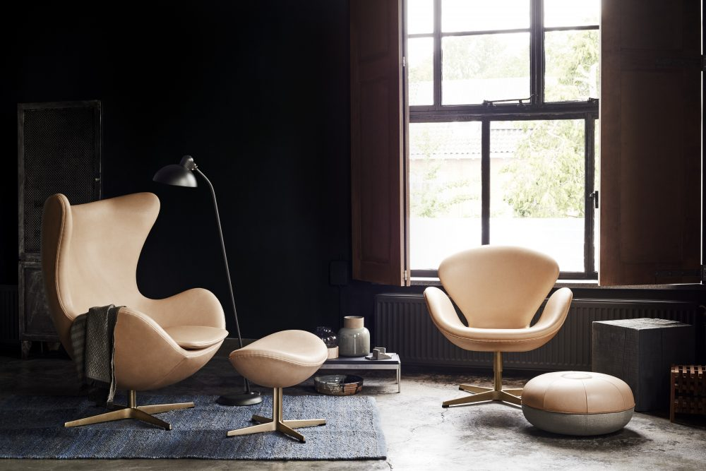 Republic of Fritz Hansen Egg and Swan - 60th anniversary edition