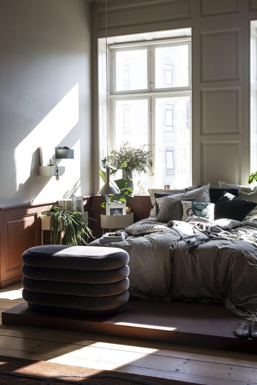 Home, Ferm Living Showroom, Interior, Decor, Scandinavian Decor, Bedroom Design